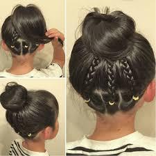 伸ばしかけの髪どうするミディアムヘア少女のための難易度別ヘアアレンジ