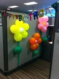 office party decorations. Best Office Birthday Decorations Ideas On Decoration Cubicle Party S
