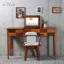 The Mau Japanese wooden dresser dressing tables dressing table mirror  clamshell modern minimalist Specialsin Children Tables from Furniture on