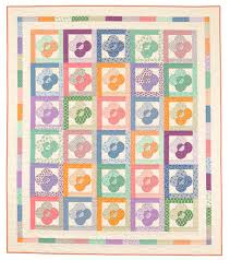 1930s quilts for today's quilters - Stitch This! The Martingale Blog & Rose and Trellis quilt from Treasures from the '30s Adamdwight.com
