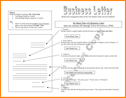 Cover Letter Parts Cover Letter Templates