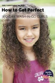 Toddler Curly Hairstyles 269 Best Images About Naturally Curly Hairstyles On Pinterest