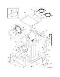 50 frigidaire washing machine parts diagram yi4z soundr us