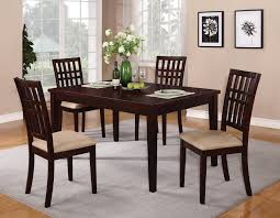 Small Square Kitchen Table Square Table With 4 Chairs Rectangular Dining Table With Header