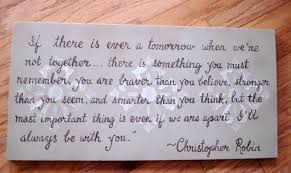 Christopher Robin Quotes Interesting Christopher Robin Poems