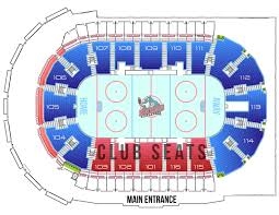 Bc Place Seating Chart Kelowna Rockets Select Your Tickets