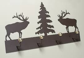 24 Inch Coat Rack Elk Trees Coat Rack 100 Inch 34
