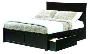 dark wood frame full black queen frames wooden size home improvement astounding latest glamorous bed uk