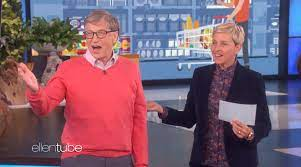 Billionaire Bill Gates failed miserably at guessing grocery prices in a  quiz game on 'Ellen'