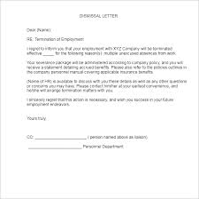 job termination letters 30 termination letter templates free word samples examples