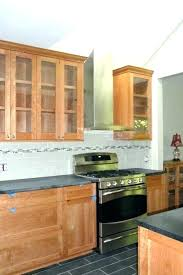 updating kitchen cabinets a without replacing update oak before and after updating kitchen cabinets by replacing