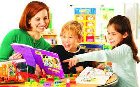 Cách dạy song ngữ cho bé hiệu quả dù Mẹ không giỏi tiếng Anh - Bla.edu.vn