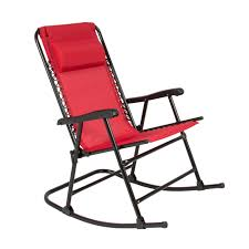 amazing of rocking patio chairs folding rocking chair foldable rocker outdoor patio furniture red patio design