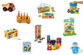 BEST TOYS FOR 1 YEAR OLDS - Check out this awesome toy list for one year Best Toys Year Olds Busy Toddler