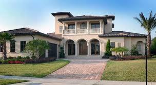 Florida House Plans   e ARCHITECTURAL design   Page Plan W MJ  Double Balconies Make a Statement