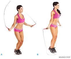 touwtje springen welke spieren train je
