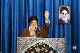 Image result for رهبر انقلاب در خطبههای نماز جمعه تهران