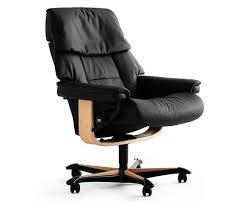 Office recliner chairs Ergonomic Stressless Ruby Office Living Spaces Office Chairs Ergonomic Leather Office Chairs From Stressless