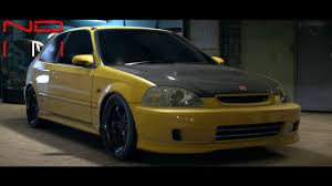 honda civic 2000 modified. Exellent Modified In Honda Civic 2000 Modified YouTube
