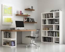 white walnut office furniture. View Larger Gallery Multi Office Desk In White And Walnut With Storage Furniture R