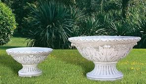 large planter italian outdoor flower pots