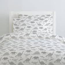 absolutely smart dinosaur duvet cover gray dinosaurs carousel designs double asda nz single set or white