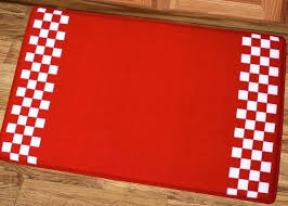 red kitchen rugs. Red Kitchen Rugs Solid :
