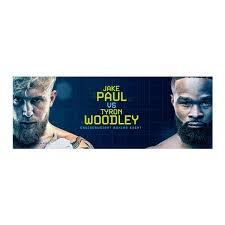 Paul will meet tyron woodley in a boxing match later this summer, both paul and woodley told espn. J0xgoll4jjkyhm