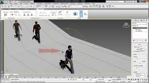 3ds Max Vs 3ds Max Design Tips Tricks Autodesk 3ds Max Design 2014 Populate Tips 1 Creating Flows And Intersections
