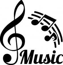 Samolepka Music Noty A Houslový Klíč Autosamolepkycz Samolepky