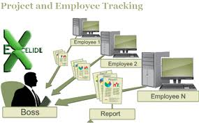 Employee Task Tracking Excel Template Excelide