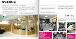 this month construction view are featuring a project in which we did the av installation the first phase of which included a cutting edge collaboration