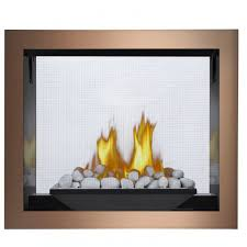 napoleon hd81 see thru direct vent hi def gas fireplace