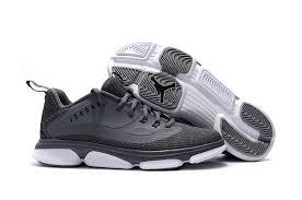 jordan shoes 2017 black. nike air jordan outdoor basketball shoes in black gray white men 2017