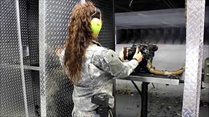 Battlefield Vegas Minigun Experience ...