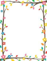 girly borders for microsoft word printable floral border use the border in microsoft word or other