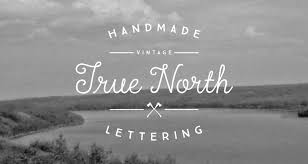 03 true north font pack