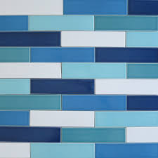 French Bathroom Tiles Ceramic Subway Tile French Blue Kiln Collection Modwalls Tile
