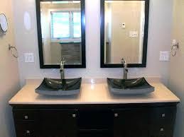bathroom cabinets vanity sink mirror white lavatory faucets kohler vanities without tops me