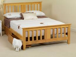 wood bed frame king. Wood Bed Frame King