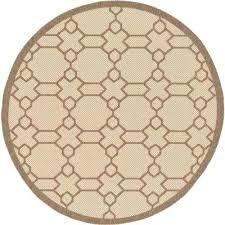 round outdoor rugs outdoor beige 6 x 6 round indoor outdoor rug large outdoor rugs home