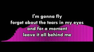 Nf Im Gonna Fly Lyrics