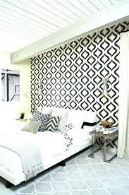 mid century modern bedding. Mid Century Modern Bedding Duvet Cover Sets Bedroom With Geometric Wallpaper E