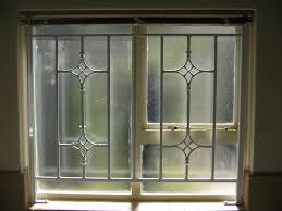 image of types basement window security bars