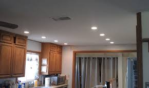 Recessed Lights In Kitchen Kitchen Lighting Daylight Vs Soft White Led Plus Led Recessed