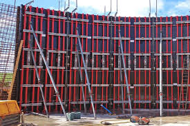 design requirements of formwork system