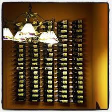 Home Decor With Wine Bottles Wine Bottles As Decor Object 60 Wine Bottles on The Wall 28