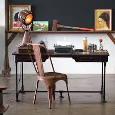industrial style office desk. Creative Industrial Style Desks Photos Desk Eclectic Office Accessories .