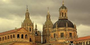 Universidad Pontificia de Salamanca. - Blog de El Queseru