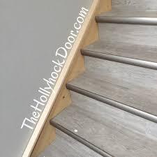 direct floor coverings rustic grey 5mm waterproof vinyl planks wood look vinyl stair treads
